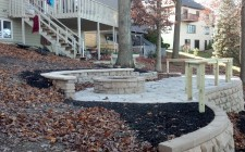 Paver patio Northwest Indiana
