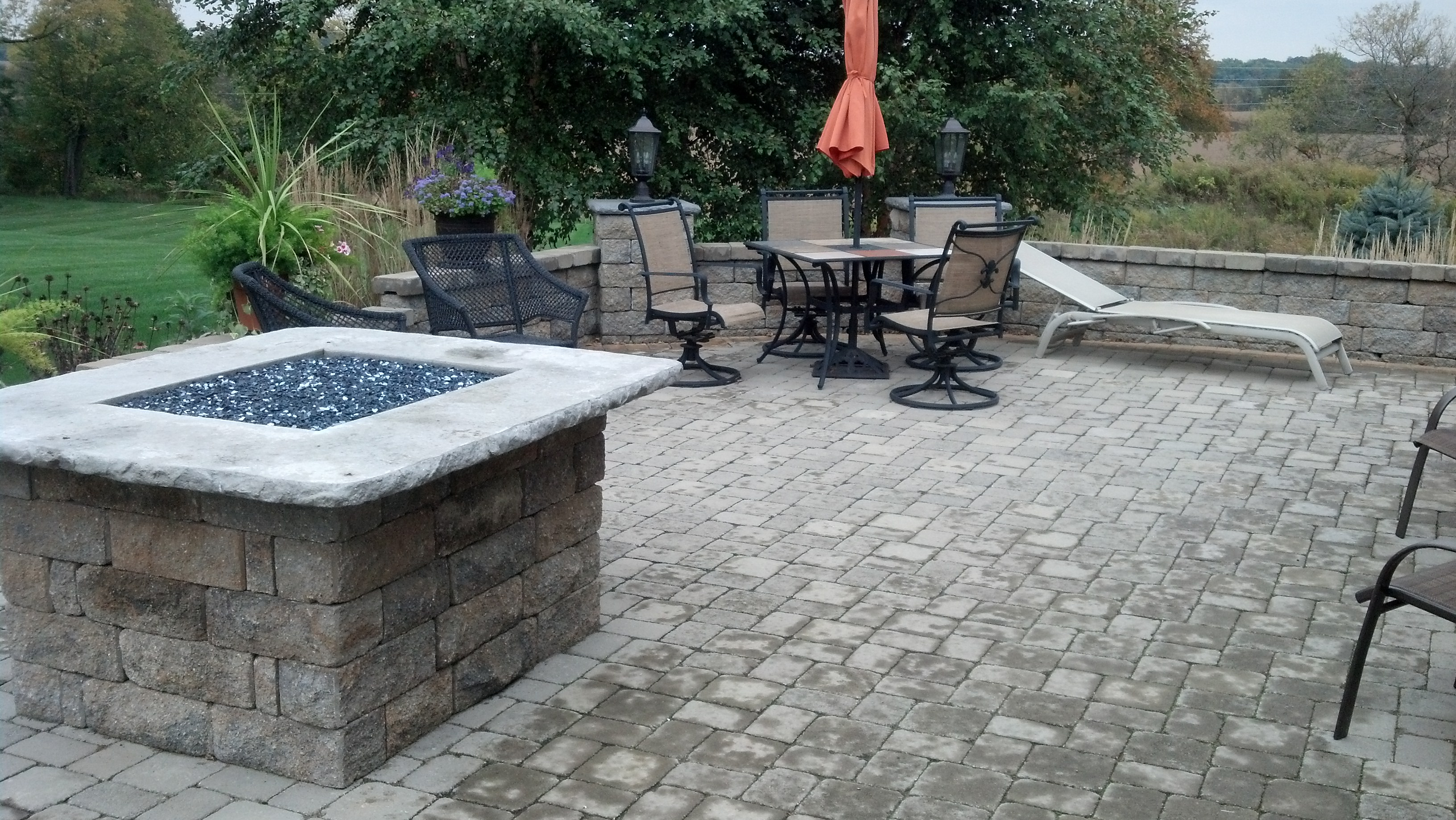 pictures natural stone newmarket in huntingdon driveway patio services paving ely cambridge new